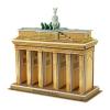 3D La porta di Brandenburgo