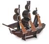 3D Nave dei pirati «Pearl»