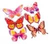 Adesivi decorativi «Farfalla»