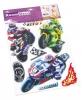 Adesivi decorativi «Motocicletta»