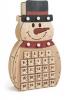 """Calendario dell'Avvento """"Pupazzo di neve"""""""