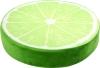 Pouf Lime