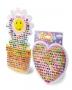 Set etichette «Sole e cuore»