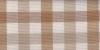 Tessuto Old America quadri Beige/Nocciola