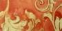 Tessuto giglio arancio - impermeabile